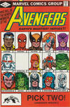 Cover for The Avengers (Marvel, 1963 series) #221 [Direct Edition]