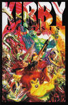 Cover for Kirby: Genesis (Dynamite Entertainment, 2011 series) #7 [Acetate Retailer Incentive by Alex Ross]