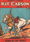 Cover for Kit Carson Cowboy Comics (The Land Newspaper, 1949 series) #36