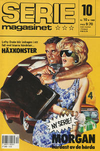 Cover Thumbnail for Seriemagasinet (Semic, 1970 series) #10/1988