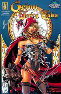 Cover Thumbnail for Grimm Fairy Tales (Zenescope Entertainment, 2005 series) #1 [Sean Shaw Variant]