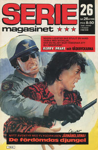 Cover Thumbnail for Seriemagasinet (Semic, 1970 series) #26/1986