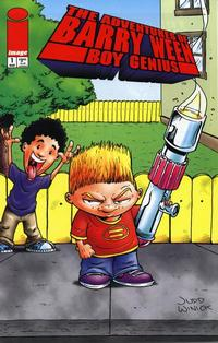 Cover Thumbnail for The Adventures of Barry Ween, Boy Genius (Image, 1999 series) #1