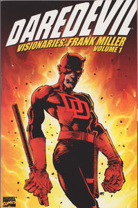 Cover Thumbnail for Daredevil Visionaries: Frank Miller (Marvel, 2000 series) #1
