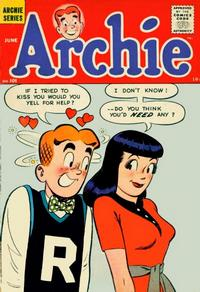 Cover Thumbnail for Archie Comics (Archie, 1942 series) #101