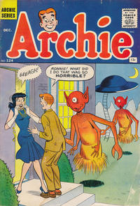 Cover Thumbnail for Archie (Archie, 1959 series) #124