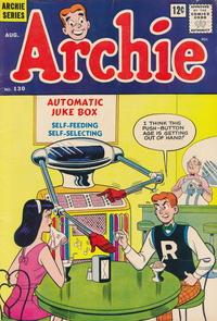 Cover Thumbnail for Archie (Archie, 1959 series) #130