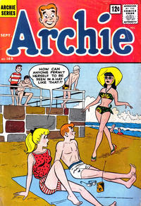 Cover Thumbnail for Archie (Archie, 1959 series) #149