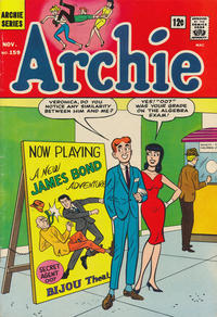 Cover Thumbnail for Archie (Archie, 1959 series) #159
