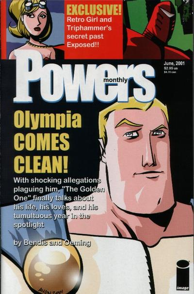 Cover for Powers (Image, 2000 series) #12
