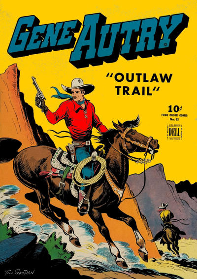 Cover for Four Color (Dell, 1942 series) #83