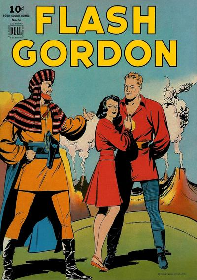 Cover for Four Color (Dell, 1942 series) #84
