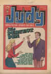 Cover for Judy (D.C. Thomson, 1960 series) #1012