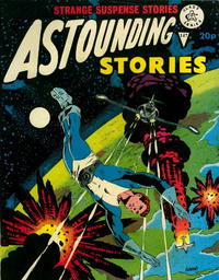Cover Thumbnail for Astounding Stories (Alan Class, 1966 series) #147