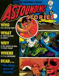 Cover Thumbnail for Astounding Stories (Alan Class, 1966 series) #133