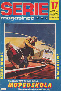 Cover Thumbnail for Seriemagasinet (Semic, 1970 series) #17/1982