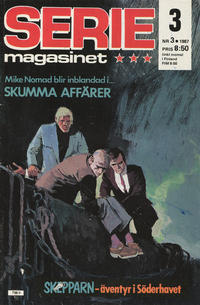 Cover Thumbnail for Seriemagasinet (Semic, 1970 series) #3/1987