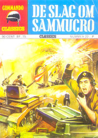 Cover Thumbnail for Commando Classics (Classics/Williams, 1973 series) #22