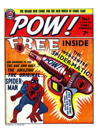 Cover Thumbnail for Pow! (IPC, 1967 series) #1