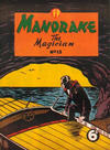 Cover for Mandrake the Magician (Feature Productions, 1950 ? series) #13