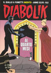Cover for Diabolik Anno XLVII (Astorina, 2008 series) #8