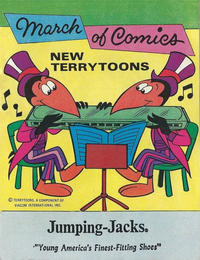 Cover for March of Comics (Western, 1946 series) #435