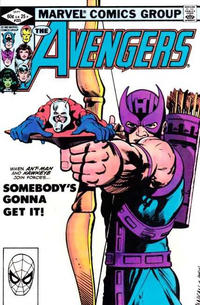 Cover Thumbnail for The Avengers (Marvel, 1963 series) #223 [Direct Edition]