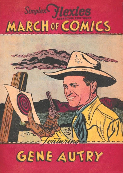 Cover for March of Comics (Western, 1946 series) #78