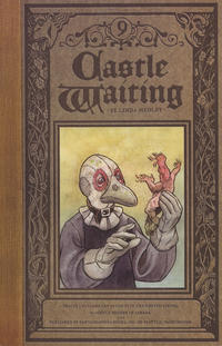 Cover Thumbnail for Castle Waiting (Fantagraphics, 2006 series) #9