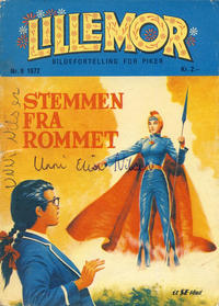 Cover Thumbnail for Lillemor (Se-Bladene, 1969 series) #9/1972