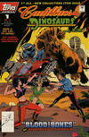 Cover for Cadillacs and Dinosaurs (Topps, 1994 series) #1 [Regular Edition]