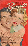 Cover for Romance Story (Horwitz, 1950 ? series) #15
