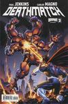Cover Thumbnail for Deathmatch (2012 series) #2 [Cover A]