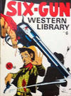Cover for Six Gun Western Library (Yaffa / Page, 1972 ? series) #6
