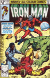 Cover for Iron Man (Marvel, 1968 series) #133 [Pence Variant]