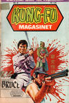 Cover for Kung-Fu magasinet (Interpresse, 1975 series) #35