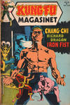 Cover for Kung-Fu magasinet (Interpresse, 1975 series) #24