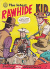 Cover for Rawhide Kid (Horwitz, 1955 ? series) #9