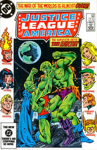 Cover Thumbnail for Justice League of America (DC, 1960 series) #230 [direct-sales]