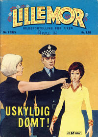Cover Thumbnail for Lillemor (Se-Bladene, 1969 series) #7/1975