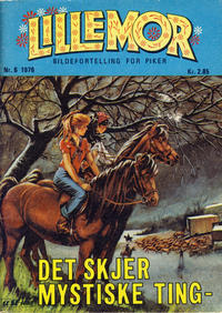 Cover Thumbnail for Lillemor (Se-Bladene, 1969 series) #6/1976