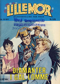 Cover Thumbnail for Lillemor (Se-Bladene, 1969 series) #10/1977