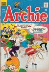 Cover for Archie (Archie, 1959 series) #172
