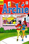 Cover for Archie (Archie, 1959 series) #219