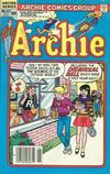 Cover for Archie (Archie, 1959 series) #317