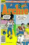 Cover for Archie (Archie, 1959 series) #339