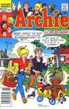 Cover for Archie (Archie, 1959 series) #357