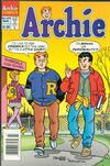 Cover for Archie (Archie, 1959 series) #433