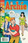 Cover for Archie (Archie, 1959 series) #438