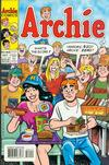 Cover for Archie (Archie, 1959 series) #464